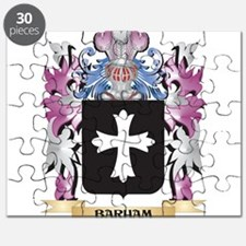 Barham Coat of Arms (Family Crest) Puzzle
