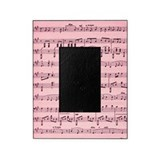 Music notes Picture Frames