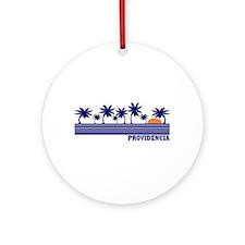 Providencia Ornament (Round)