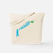 Funny Frankie Tote Bag
