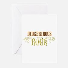 Didgeridoos Greeting Cards (Pk of 10)