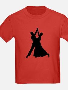 Standard dancing T
