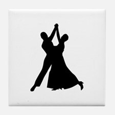 Standard dancing Tile Coaster