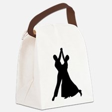 Standard dancing Canvas Lunch Bag