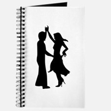 Standard dancing couple Journal