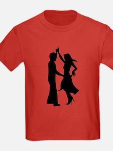 Standard dancing couple T