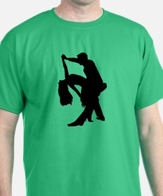 Dancing couple T-Shirt