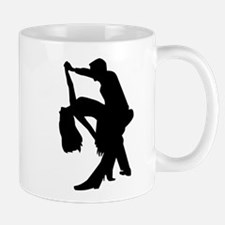 Dancing couple Small Small Mug