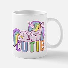Unicorn Cutie Mugs
