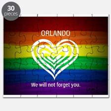 Unique Gay pride Puzzle