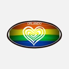 ORLANDO WE WILL NOT FORGET YOU Patch