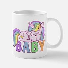 Unicorn Baby Mugs