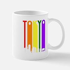 Tokyo Gay Pride Rainbow Cityscape Mugs