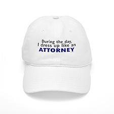 Dress Up Like An Attorney Cap