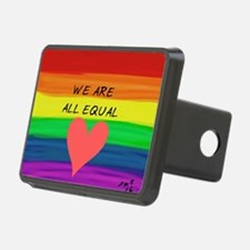 Cute Equality Hitch Cover