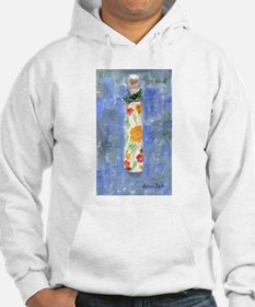 Flowers in a Bottle Hoodie