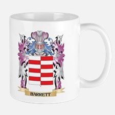 Barrett Coat of Arms (Family Crest) Mugs