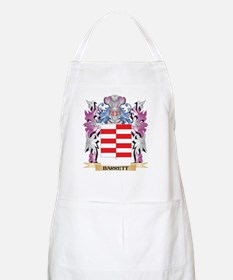 Barrett Coat of Arms (Family Crest) Apron