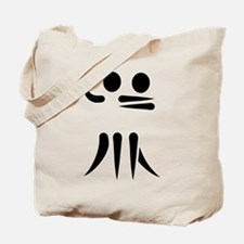 Dancing icon Tote Bag
