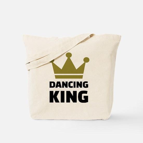 Dancing king Tote Bag
