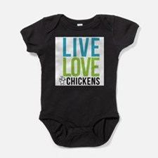 Cute Eggs Baby Bodysuit