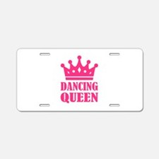 Dancing queen Aluminum License Plate