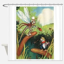 Harrison Cady - Ant Ventures Shower Curtain