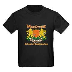 MacGyver Engineering T-Shirt