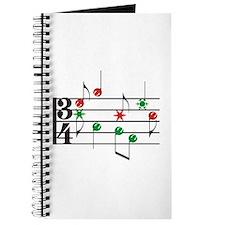 Christmas Music Journal