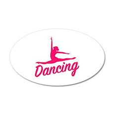 Dancing Wall Decal