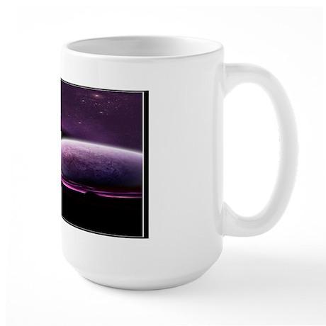 Moon eclispe Large Mug