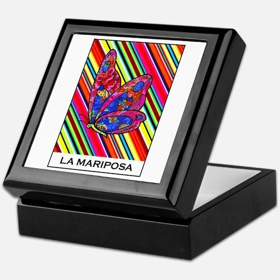 La Mariposa Keepsake Box