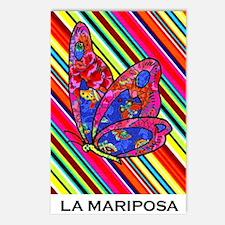 La Mariposa Postcards (Package of 8)