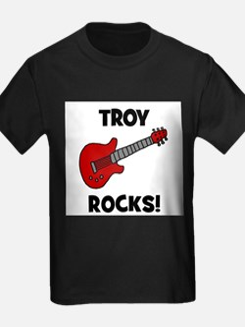 troyrocks.jpg T-Shirt