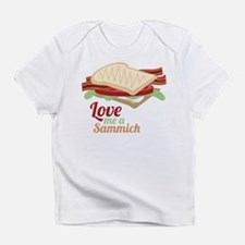 Cute Breads Infant T-Shirt
