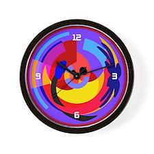 Wall Clock<BR>WHIRLPOOL