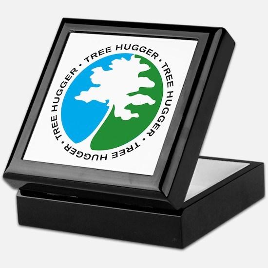 Tree Hugger 2 Keepsake Box