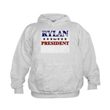 RYLAN for president Hoody