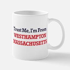 Trust Me, I'm from Westhampton Massachusetts Mugs