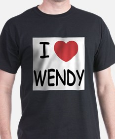 I heart wendy T-Shirt