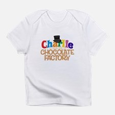 Cute Willy wonka chocolate factory Infant T-Shirt