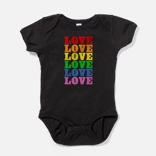 Unique Pride Baby Bodysuit