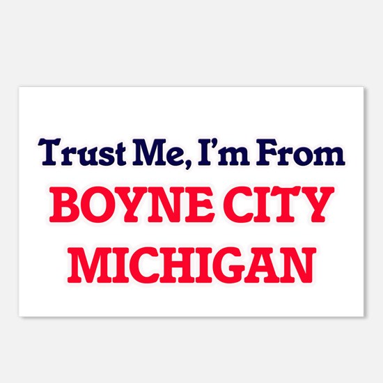 Trust Me, I'm from Boyne Postcards (Package of 8)