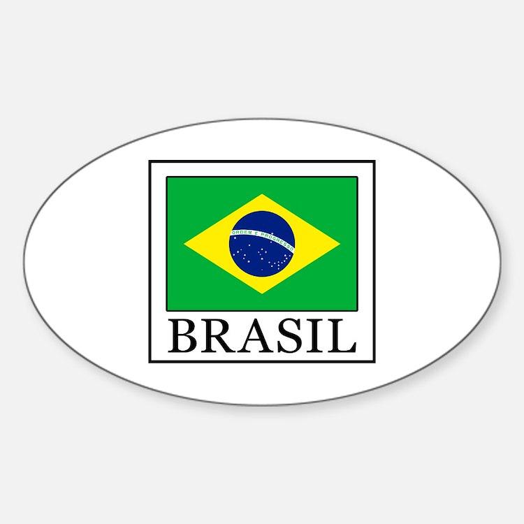 Cute Belo Sticker (Oval)