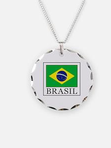 Unique Brasil Necklace