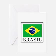 Brasil Greeting Cards