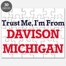 Trust Me, I'm from Davison Michigan Puzzle