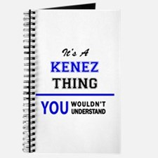It's a KENEZ thing, you wouldn't understan Journal
