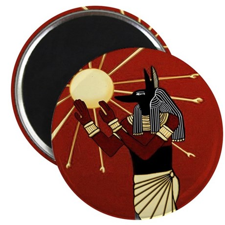 "Anubis 2.25"" Magnet (100 pack)"