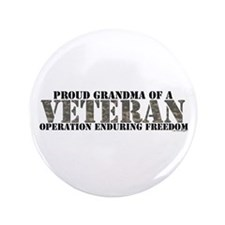 """Operation Enduring Freedom (A 3.5"""" Button"""